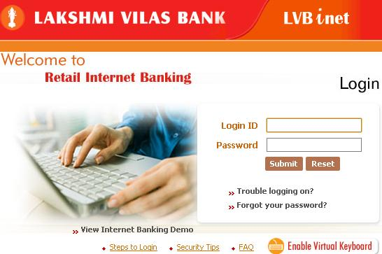 application form for internet banking in corporation bank